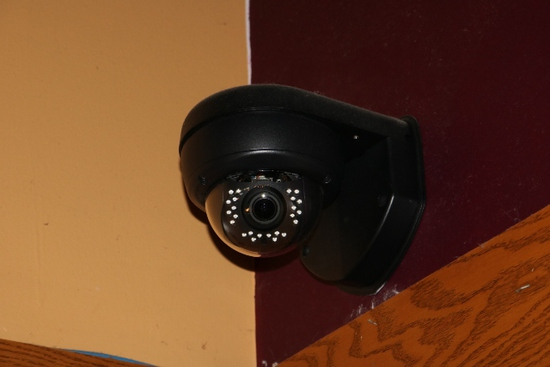 4 security cameras ONLY - no monitor or recorder