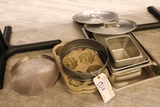 All to go - stainless insets - baking related - lids