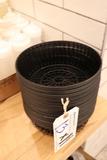 Times 14 - black wire baskets