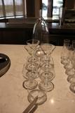 All to go - bar glassware