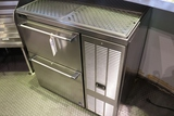 Perlick BBS36C-RF-D-Y-X-H1 Tobin Ellis Signature Refrigerated Drawer Cabine