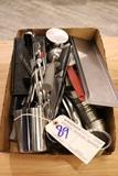 Flat to go - kitchen utensils