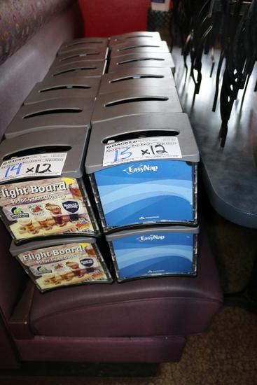Times 12 - EasyNap napkin dispensers