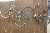 Times 3 - Rustic bicycles