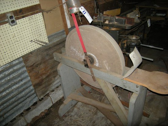26 inch sharpening wheel