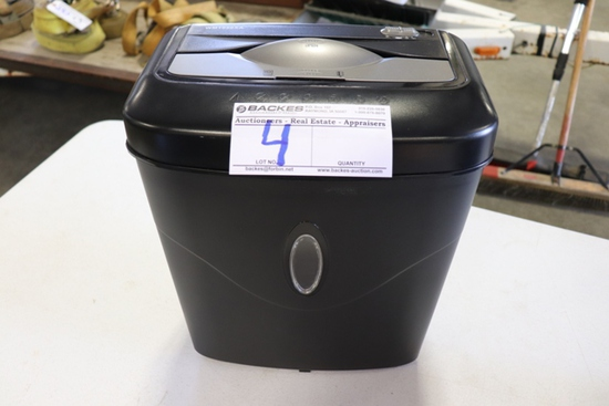WM1050XA paper shredder