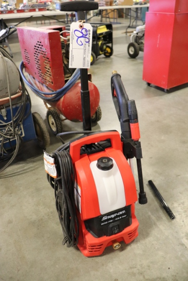 Snap On 1650 Psi pressure washer - like new