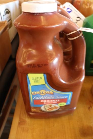 Times 2 - Ortega enchilada sauce