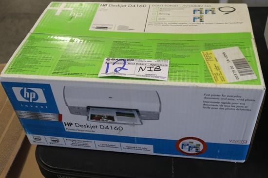 New HP Deskjet D4160 printer
