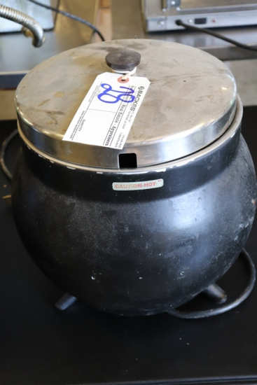 Server products soup kettle
