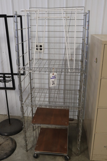 All to go - Wire racks & stands