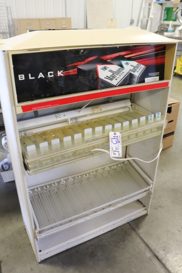 "36"" Marlboro cigarette rack"