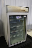 Cold Masters CT400 counter top 1 glass door cooler - AS IS - not cooling
