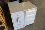 Times 2 - 2 drawer & 3 drawer file cabinets