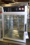 Hatco heated pizza display cabinet