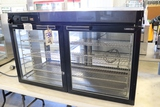 Hatco LFST-48-2X counter top pass through heated sandwich cabinet