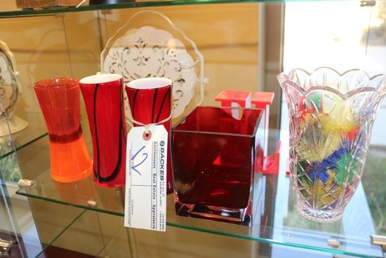 All to go - Vases & ELLE displays