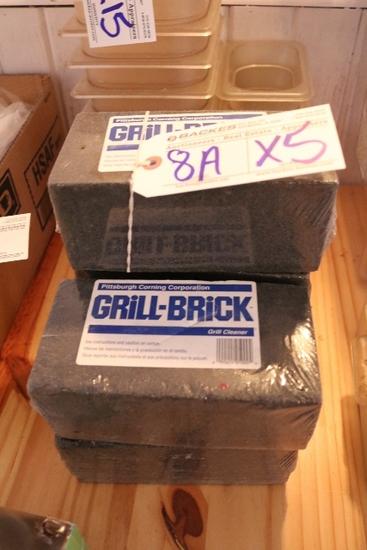 Times 5 - Grill bricks