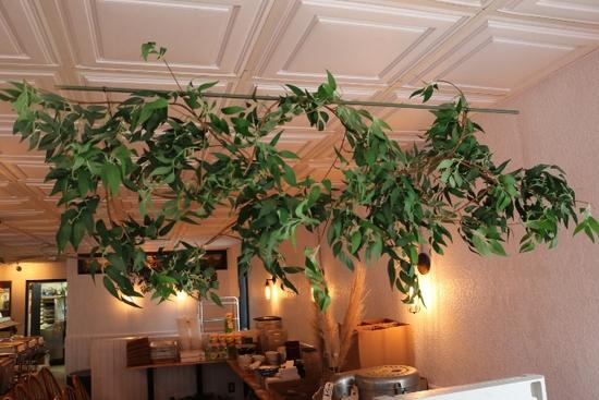 """Times 8 - Hanging 48"""" greenery displays"""