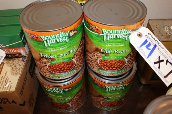 Times 7 - Bountiful Harvest chili beans