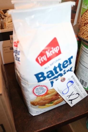 Times 2 - Fry Krisp batter mix