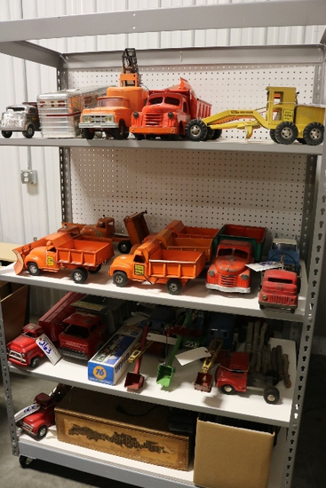 Paul Nagle Collector Toy Auction