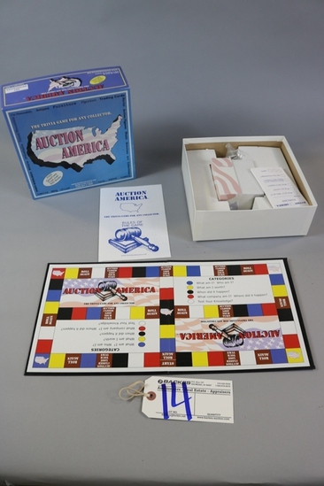 Auction America trivia game