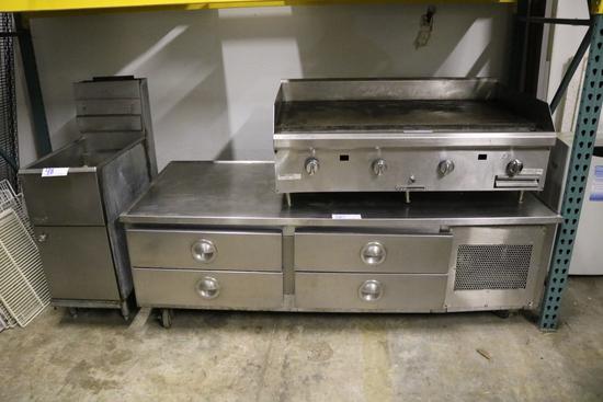 Restaurant & Pizza Equipment Auction