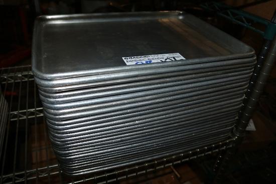 Times 26 - Aluminum 1/2 size sheet pans