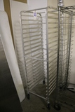 Royal portable aluminum sheet pan rack