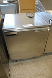 Beverage Air UCR27A-23 stainless under counter 1 door cooler