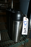 Times 4 - Thermal coffee pots
