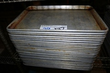 Times 27 - Aluminum 1/2 size sheet pans