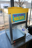 Star 12NCPW counter top Nacho Chip cabinet