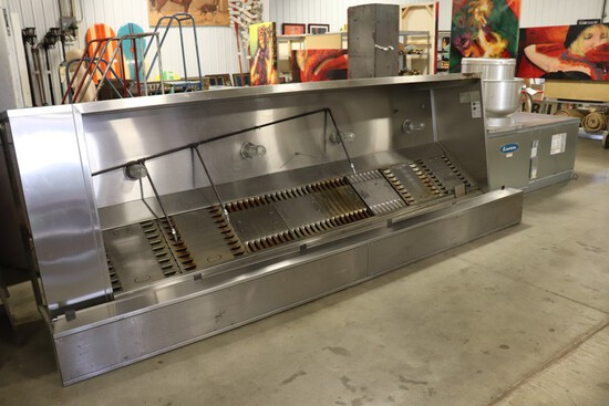 Pizza, Bar, Bakery, Seating & Restaurant Auction