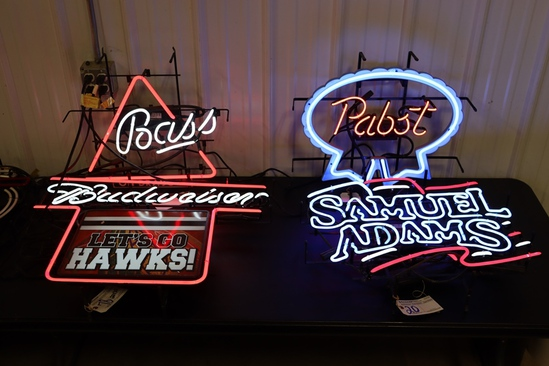 Beer Signs, Lego, Toys, Pool Table, Salon and More