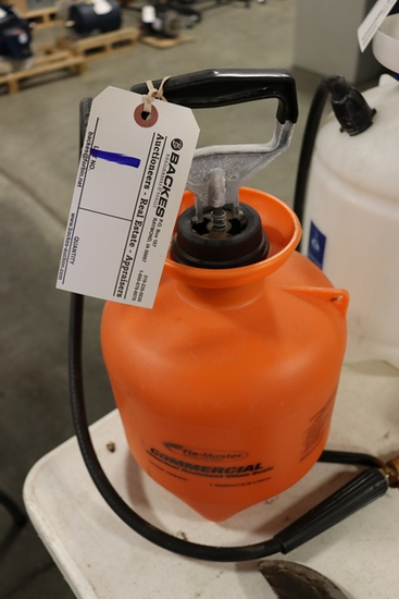 Flow Master 1 gallon sprayer