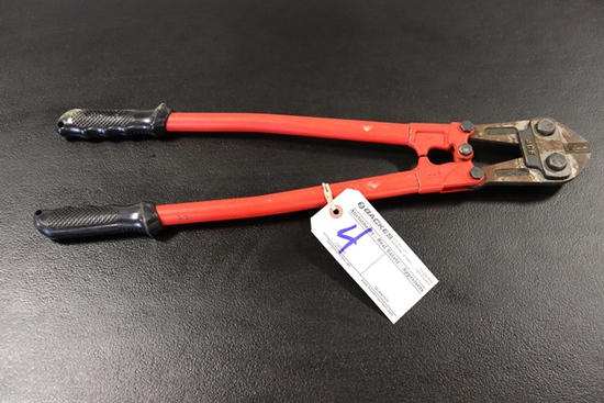 """Ace 24"""" bolt cutters - needs new jaws"""