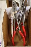 Mac 3 pc. Needle nose plier set