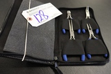 4 Pc. Small needle nose plier kit