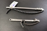 Pair of chain clamps