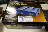 Duracraft counter top tile saw