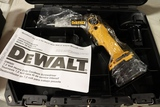 New DeWalt cordless screwdriver w/ extra battery - no charger