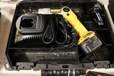 DeWalt cordless screwdriver w/ extra battery & charger