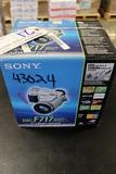 Sony DSC-1717 camera in box - used