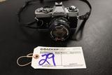 Minolta XD11 camera w/ Minolta Rokkor-X 50mm lense