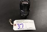 Minolta Rokkor-PF 135mm lense
