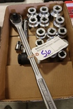 Box of Craftsman 3/4