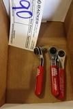 Mac 3 pc. Ratchet screwdrivers