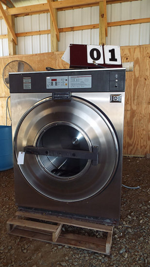 CONTINENTAL GIABAU INC, 75LB STAINLESS STEEL WASHER
